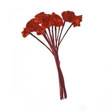 Red Rose Flower Bundle