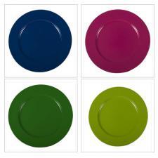 Standard Round Matt Charger Plates - 33cm