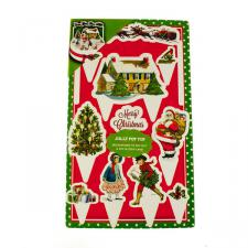 Talking Tables Christmas Cake Decoration Set