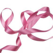 Pink Satin Ribbon - 20m x 15mm