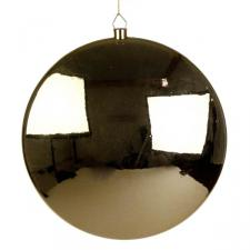 Gold Disc Hanging Decoration - 30cm