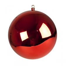 Red Display Shatterproof Bauble - 1 x 400mm