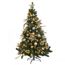 Pure Gold Theme Range - 6ft Tree Pack