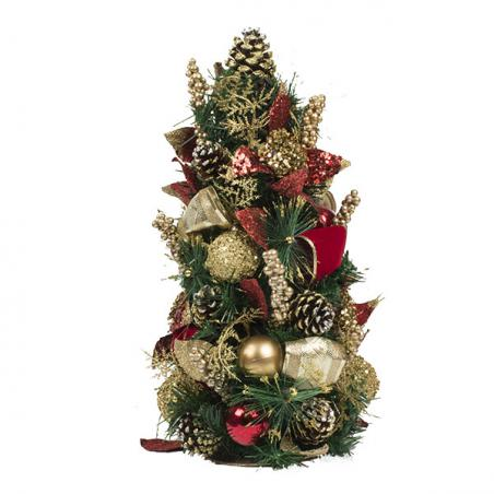 Traditional Theme Range - 6ft Tree Pack