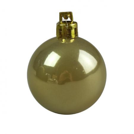 Burgundy Shatterproof Baubles  - Pack of 4 x 140mm Matt