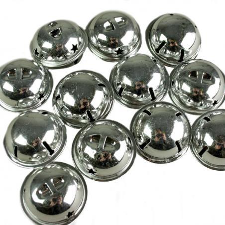 Silver Bauble Garland - 200cm