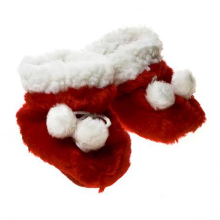 Red Jute Gift Sack - 50cm X 73cm