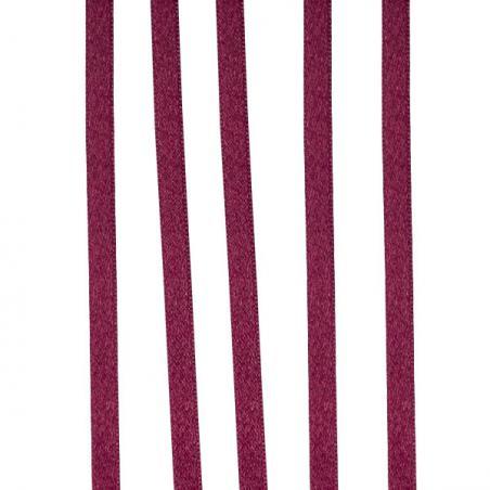 Red Glitter Bow Decoration - 20cm x 15cm