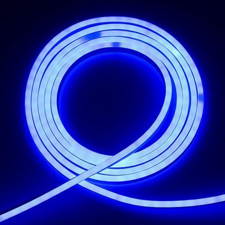 Blue LED Double Sided Neon Flex - 10m