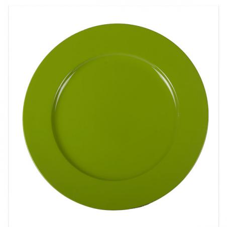 Standard White Round Charger Plate - 33cm