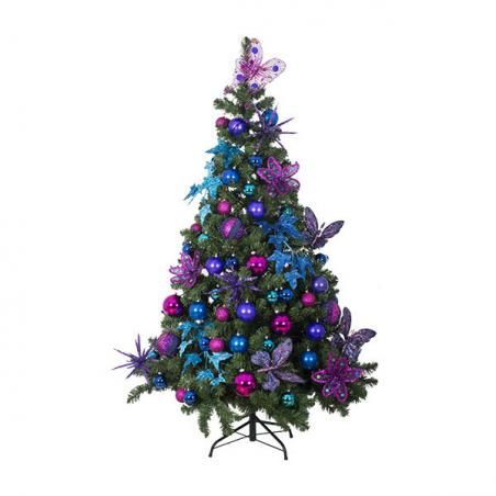 Berry Christmas Theme Range - 2.7m x 35cm Pre-Decorated Garland