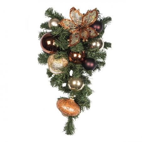 Chocolate Orange Theme Range - 6ft Tree Pack
