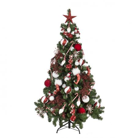Santa Suit Theme Range - 2.7m x 35cm Pre-Decorated Garland