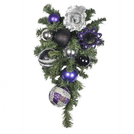 Lady Loves Theme Range - 60cm Pre-Decorated Wreath