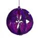 Purple & Fuchsia Segmented Hanger - 10cm
