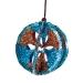 Turquoise & Copper Segmented Hanger - 10cm