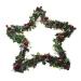 Gisela Graham Star Twig Wreath Approx 30cm Diameter