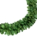 Natural Effect Green Pine Garland - 2.7m x 40cm