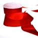 Red Double Face Satin Ribbon - 25m x 38mm