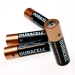 Duracell Batteries - 4 x AA