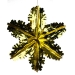 Foil 60cm Starflake - Gold
