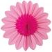 Pink/Cerise Paper Rosette Flower - 30cm