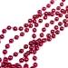 Raspberry Bead Chain Garland - 8mm x 10m
