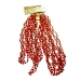 Red Diamond Bead Garland - 2.7m
