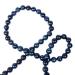 Blue Shiny Bead Chain Garland - 180cm