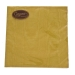 Dinner Napkins - Moire Yellow
