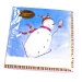 Christmas Lunch Napkins - Frosty Fun