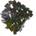 Decorative Green Gel Cubes